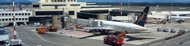 Aeroporto de mil o malpensa mxp dicas e turismo - Porta garibaldi malpensa terminal 2 ...